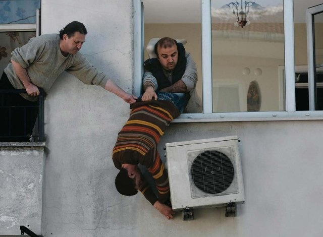 How NOT to Install an Air Conditioner
