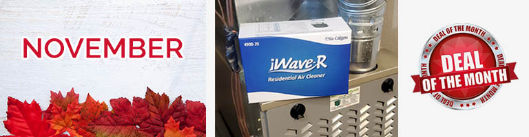 iWave - Residential Air Cleaning Special