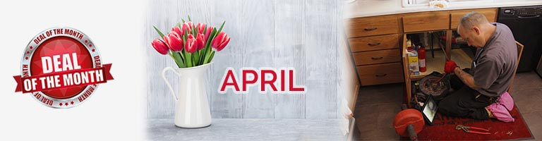 Monthly Special Banner April 2021